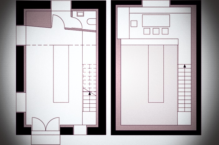 Atelier-Kitchen-Haidacher-Lukas-Mayr-Architekt-Atelierk-Bei-Nacht-Small-House-Floor-Plans-Humble-Homes
