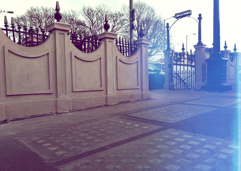 Crystal Palace Parade.