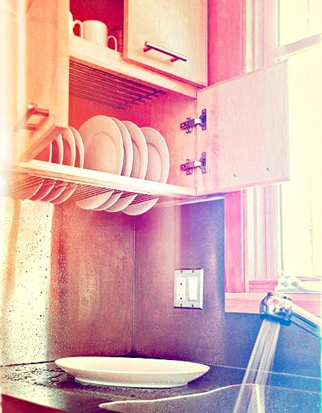 dish-drying-closet-design
