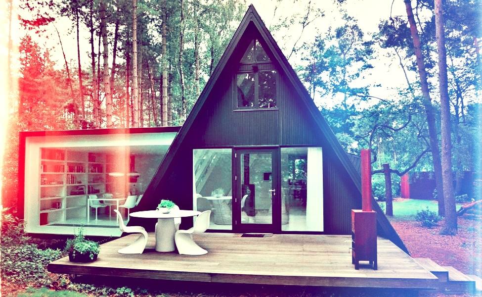 a frame das ferienhaus zum immer wohnen. Black Bedroom Furniture Sets. Home Design Ideas